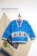 子供用フード付きアルパカセーター(2歳児用)