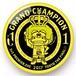 TOKYO DIME.EXE 2017 GRAND CHAMPION 記念缶バッチ