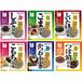 カネハツ 昆布佃煮バラエティセット 磯のうたげ6種 ◆ゆうパケット送料無料◆