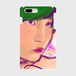 チョーカー 側表面印刷スマホケース iPhone7Plus ツヤ有り(コート)