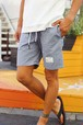 Simple Point Shorts(Gray)