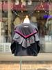 KIDS:melt【メルト】FALL IN LOVE ユルメナガソデTEE(ブラック/130,140cm)ロングスリーブTシャツ