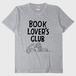大塚砂織 Tシャツ BOOK LOVER'S CLUB