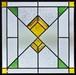 本物のステンドグラス ピュアグラス ステンドグラス (株)セブンホーム SH-F05