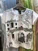 Parisのカフェ Tシャツ