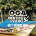 【予約受付中!!2018年8月8日発売!!】OGA WORKS RADIO MIX VOL.9 – MY FOUNDATION –  MIXED BY OGA JAHWORKS