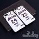「NBA」ロサンゼルス レイカーズ 2018-19シーズン ユニフォーム アソシエーションエディション レブロンジェームズ サイン入り iPhoneX iPhone8 ケース