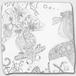 プチハンドタオル:kazue.M_011(金魚)