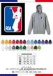 """ROA """"NBA"""" logo Hoodie"""