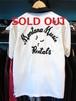 S/Sボーリングシャツ Montana Music Rentals ホワイト HOUSTON