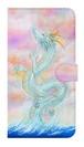 【鏡付き Lサイズ】 龍宮神 RyuGuJin Divine Dragon 手帳型スマホケース
