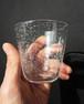麻炭ガラス・フリーカップ