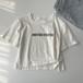 オシャレ 大人気 新作 ラウンドネック 半袖 タイト Tシャツ・トップス