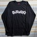 BUTCHERS logo Tee Black