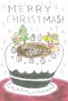 クリスマス ポストカード No.0080
