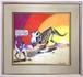 Jean-Pierre Anpontan 原画「恐れなければ素晴らしい」オリジナルアート作品