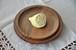 レモンの陶器ブローチ