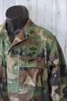 91年製 ミリタリーBDUジャケット米軍放出品(SAMLL-SHORT) RankC