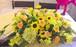 M0401) 卓上花 ウェディングパーティー