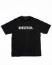 "SHELTECH ""LOGO""  Tシャツ(BLACK)"