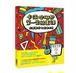 イラストDIYブック(台湾語)卡滋哈琳努第一堂插畫課: 充滿歡笑的彩色世界