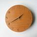 木の時計03(Φ240)No3 | 山桜