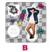 【予約商品】小松昌平の盤・番・絆! 第9回、第10回 アクリルスタンド B