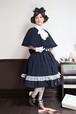ケープ&スカート ※青木美沙子、つばきファクトリー着用モデル