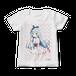 オリジナルレディースTシャツ【サボン】 / 樹優衣