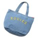RUDIE'S / ルーディーズ | MIGHTY DENIM TOTEBAG - Light Denim