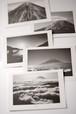 『fuji・monochrome』ポストカード5枚セット【富士山写真家 オイ 写真展】