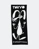 Stefan Marx Tokyo Sundaayyyssss 手ぬぐい TOKYO