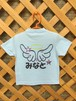 再販 名前入れ Hi-HiオリジナルTシャツ 男の子天使の羽ver.