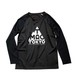 【Mountain Martial Arts】TMRC Logo Long Sleeve Tee - Black -