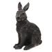 ウサギ貯金ブラック