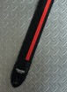 Couch Guitar Strap Racer X Black / Red