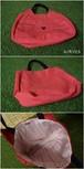 猫型バッグ〈赤〉