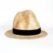 [curione] mountain raffia hat