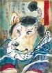 [169]浮世絵柴犬