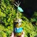 飯友✬山椒葉とヘンプナッツのオイル漬け