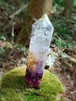 瀬織津姫と龍のオルゴナイト