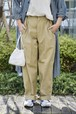 【MILITARY】FRENCH ARMY M-52 CHINO TROUSERS / BOTTLES EXCLUSIVE REMAKE