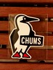 CHUMS チャムス ブービーバードステッカー S