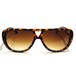 "Shady Spex ""THEE SWEET JOEY AVIATOR"" sunglasses, Shiny Torto"