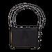 サコッシュ ウォッシャブル Black Rope サイズS / SSA-1BS-BKB