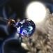 月の宇宙ペンダント/【cosmic tale】 【わけあり品】