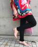 Black Lace Frilly pants ( ブラック レース ドロワーズ )