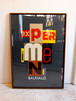 Experiment Bauhaus Poster