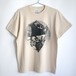 roph recordings T-shirts sand beige