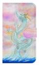 【鏡付き Sサイズ】 龍宮神 RyuGuJin Divine Dragon 手帳型スマホケース